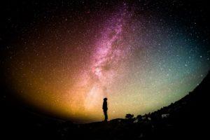 宇宙、潜在意識、望み