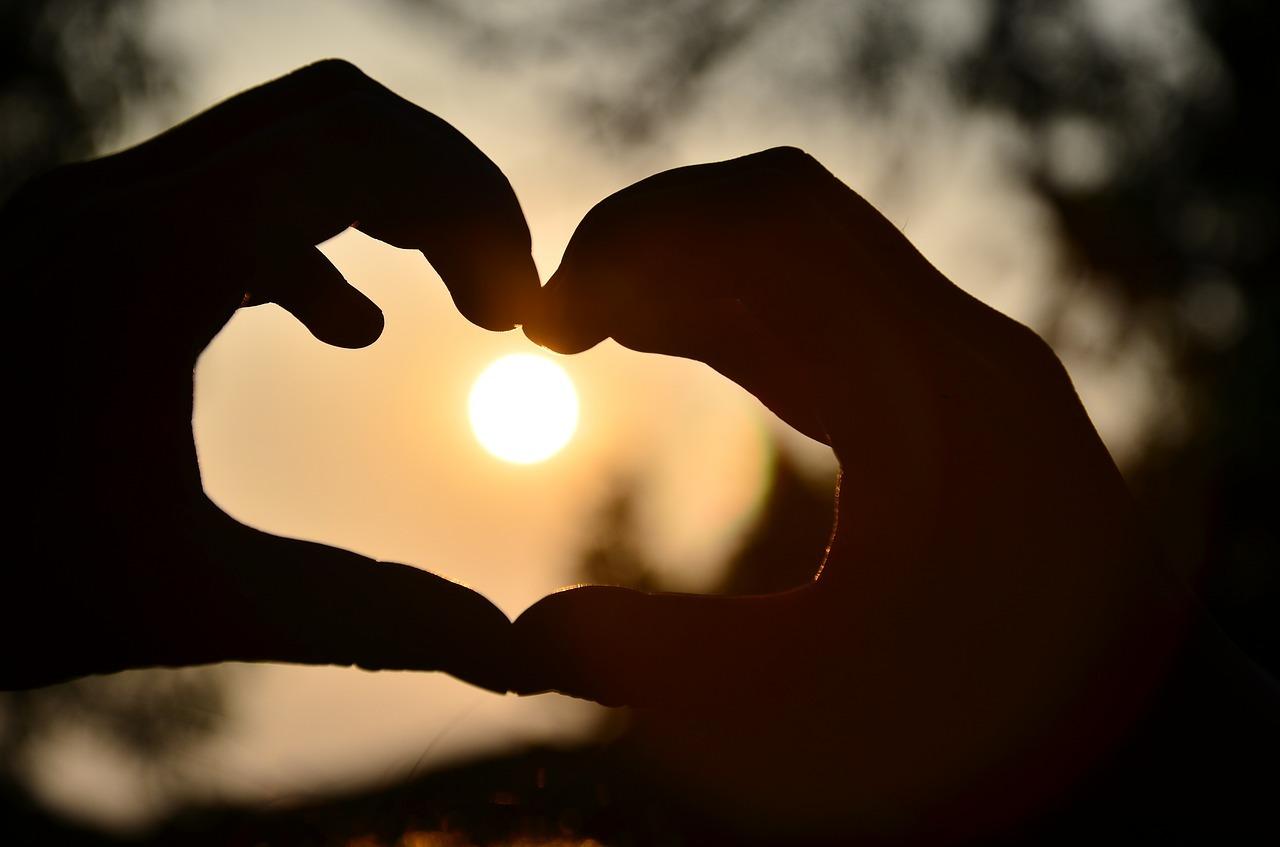 幸せ、愛、ハート、癒し、生命、生きている意味