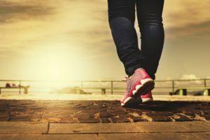 初めの一歩、歩みだす