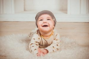 赤ちゃん、無邪気、無垢