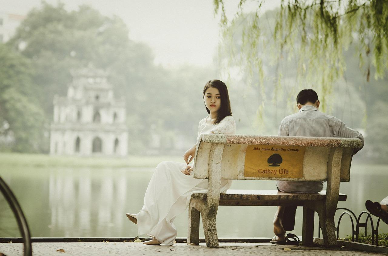 冷めた関係、冷たい彼、喧嘩、冷めた夫婦、倦怠期、相手に求める