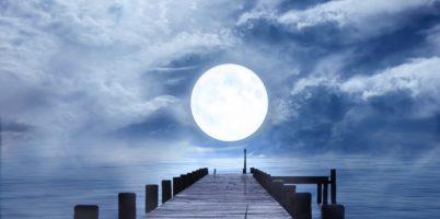 満月、ヒーリング、遠隔ヒーリング