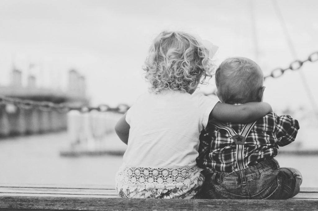 インナーチャイルド、子供、子供時代、子供の頃、あの頃の感情